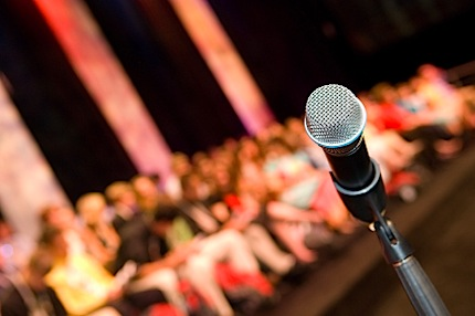 So you want to be a professional speaker